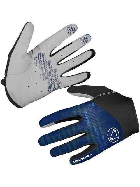 Endura Hummvee Lite II fietshandschoenen Heren grijs/blauw